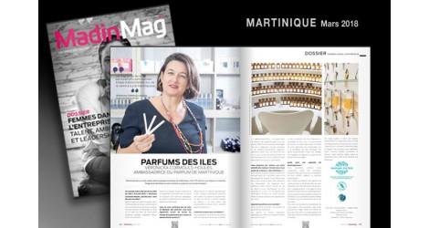 Ambassadrice du Parfum de Martinique