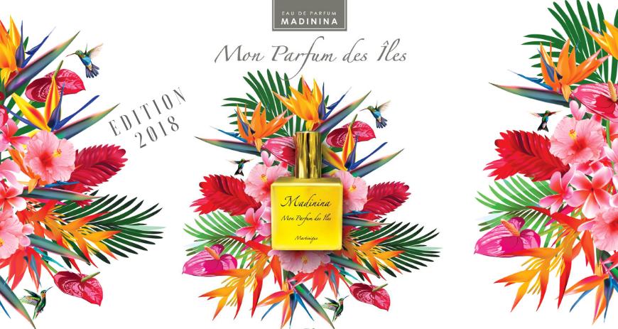 Madinina, mon parfum des îles