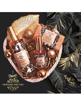 Coffret Gold and Tropical Madinina