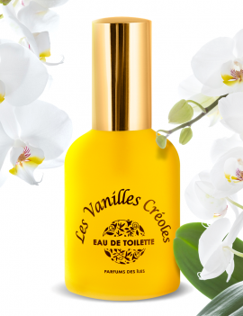 Vanille Tiaré 50ml