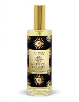 Ambiance Gold & Tropical Soleil des Caraïbes