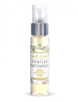 Vanille Patchouli - Pocket 30 ml