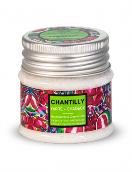 Chantilly de Karité-Chadeck - 50ml