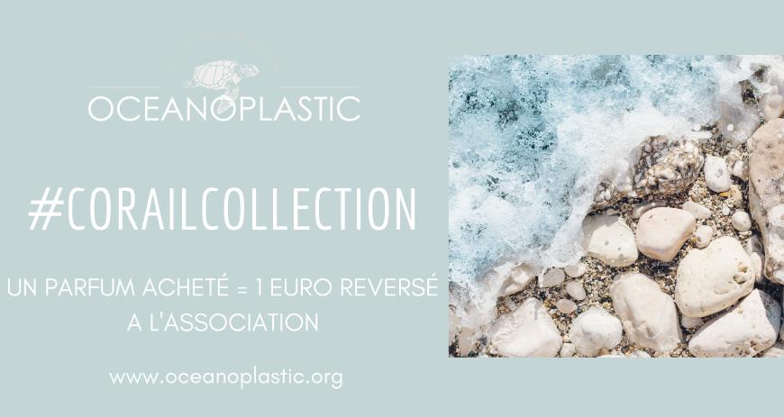 Corail Collection, Une gamme éco - friendly engagée pour la préservation des océans